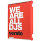 Serato GDNA024 Ipad Cover Red We Are All Dj's