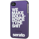 Serato GDNA020 iPhone Cover Rolls Royce Purple