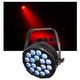 Chauvet COLORdash Par-Quad 18 RGBA LED Fixture