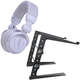 Dlx Professional Laptop Stand And Headphone Pack