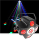 Chauvet Circus 2.0 IRC LED Effect Light w/ Strobe