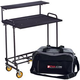 Pro R12RT Gear Cart - Multi-Shelf And Bag Pack   +
