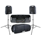 Peavey Escort 6000 9 Ch 600W Portable PA System