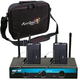 Wireless Combo Microphone System And Gig Bag