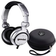 Professional Dj Headphones And Pro Case Package