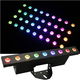 Mega Lite N-E Color FX9 RGB 9x3-Watt LED Strip Light