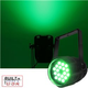 Mega Lite Unicolor CM5 Green 18x 3W LED Wash