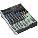 Behringer Xenyx Q1204USB 8-Channel PA Mixer w/ USB