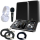 Pioneer XDJR1 DJ System with Electro-Voice ZLX15P Speakers