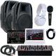 American Audio MXR19 Complete DJ Bundle with ELS15A Speakers