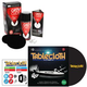 Pro Dj Gruv Glide And Tablecloth V3 Slipmat Pack +