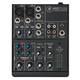 Mackie 402VLZ4 4-channel Compact Analog PA Mixer