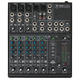 Mackie 802VLZ4 Compact 8-channel PA Mixer