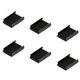 Intellistage SCLIPS6 Staging 101 Skirt Clips (6pk)