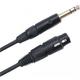 Accu-Cable XL412 12Ft 1/4 TRS to XLR (F) Cable