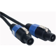 Accu-Cable SK2514 25Ft 14G Speakon To Speak Cable