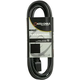 Accu-Cable EC1636 6Ft 16G AC Extension Cord-Blk