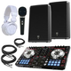 Pioneer DDJ-SR DJ Controller Bundle with Electro-Voice ZLX15P Speakers