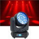 ADJ American DJ Inno Color Beam Z19 RGBW LED Wash Yoke