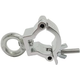 Global Truss Jr Clamp Wrap Around with Eyebolt