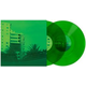 Serato Glass 10 In Control Vinyl Green Glass Pair