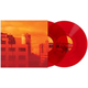 Serato Glass 10 In Control Vinyl Red Glass Pair