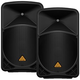"Behringer B115MP3 15"" Powered PA Speaker Pair    +"