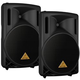 Behringer B212D 12 in Powered PA Speaker Pair