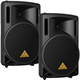 Behringer B212XL 12 in Passive PA Speaker Pair   +