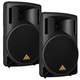 Behringer B215XL 15 in Passive PA Speaker Pair   +