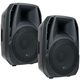 "American Audio ELS15A 15"" Powered PA Speaker Pair"