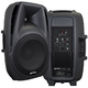 Gemini ES15BLU 15 in Powered DJ PA Speakers Pair