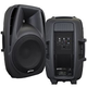 Gemini ES15P 15 in Powered DJ PA Speakers Pair