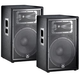 JBL JRX215 15-Inch Passive Speakers Pair