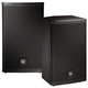 EV ELX112P 12 in Powered DJ PA Speakers Pair