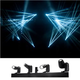 ADJ American DJ Event Bar Pro 4x10-Watt White LED Light