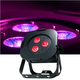 ADJ American DJ Ultra Hex Par 3 RGBWA+UV LED Wash Light