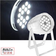 Mega Lite Uni Color DMX Cool White LED Wash Light