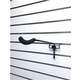 On Stage GS7650LB Left Angle Wall Guitar Hanger