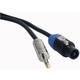 Accu Cable Speaker Cable Speakon To 1/4 In 50 Foot