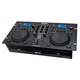 Gemini CDM4000 Dual CD MP3 USB DJ Mixer & Player