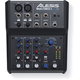 Alesis Multimix 4 USB FX PA Mixer Audio Interface