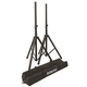 On-Stage Speaker Stands Pair and Road Bag Pack