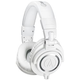Audio Technica ATH-M50X White Monitor Headphones