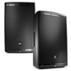 JBL EON615 15-Inch Powered Speakers Pair Bundle