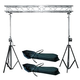 Pair Of ST-132 Stands Plus 12 In Square Truss    *