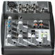 Behringer Xenyx 502 5 Input Compact PA Mixer
