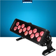 Blizzard Motif Fresco 14x3-Watt RGB LED Wash Light
