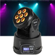 Blizzard Flurry 5 RGBAW LED Moving Head Wash Light