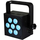 Blizzard Skybox 5 Battery Powered 7x15-Watt RGBAW+UV LED Light